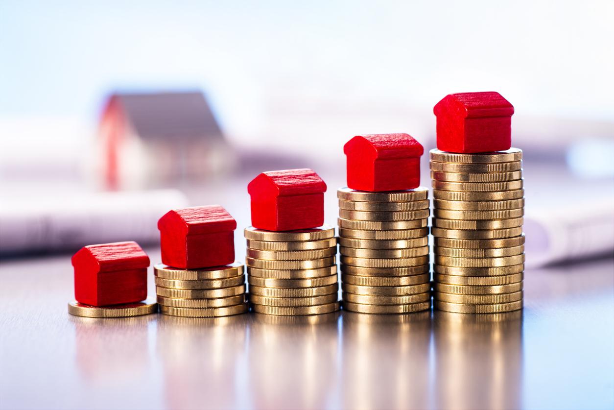 Wertsteigerung Immobilien: Wertzuwachs