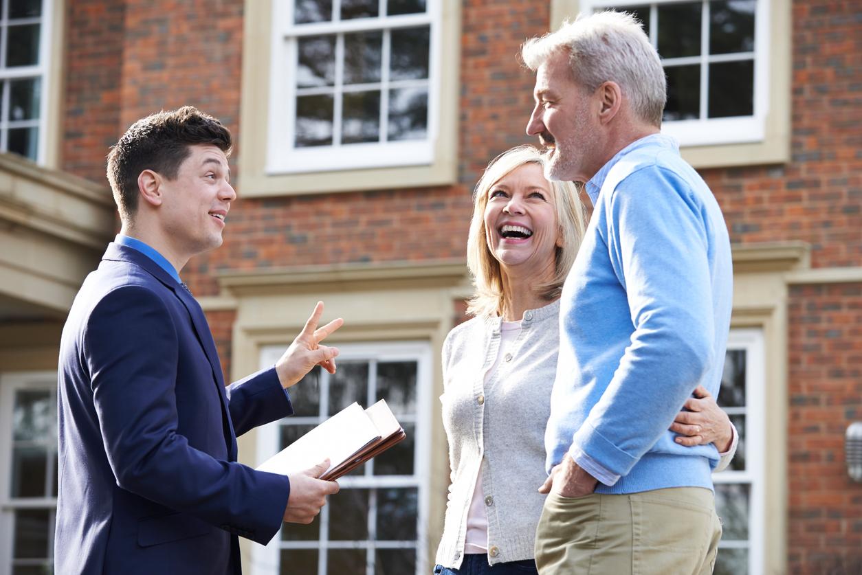 Immobilie verkaufen: Makler