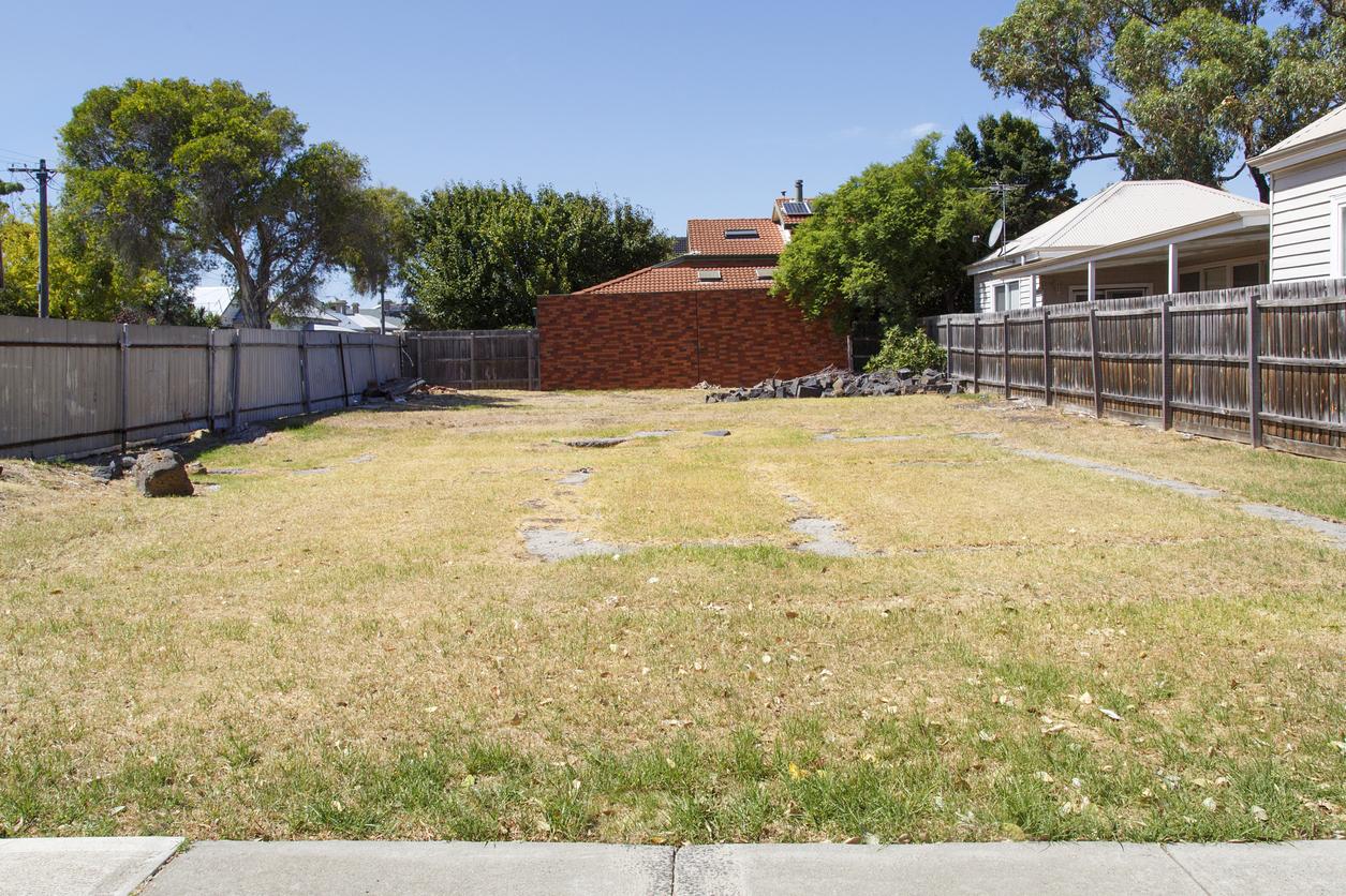 Bodenwert: Bodenverhältnis leeres Grundstück
