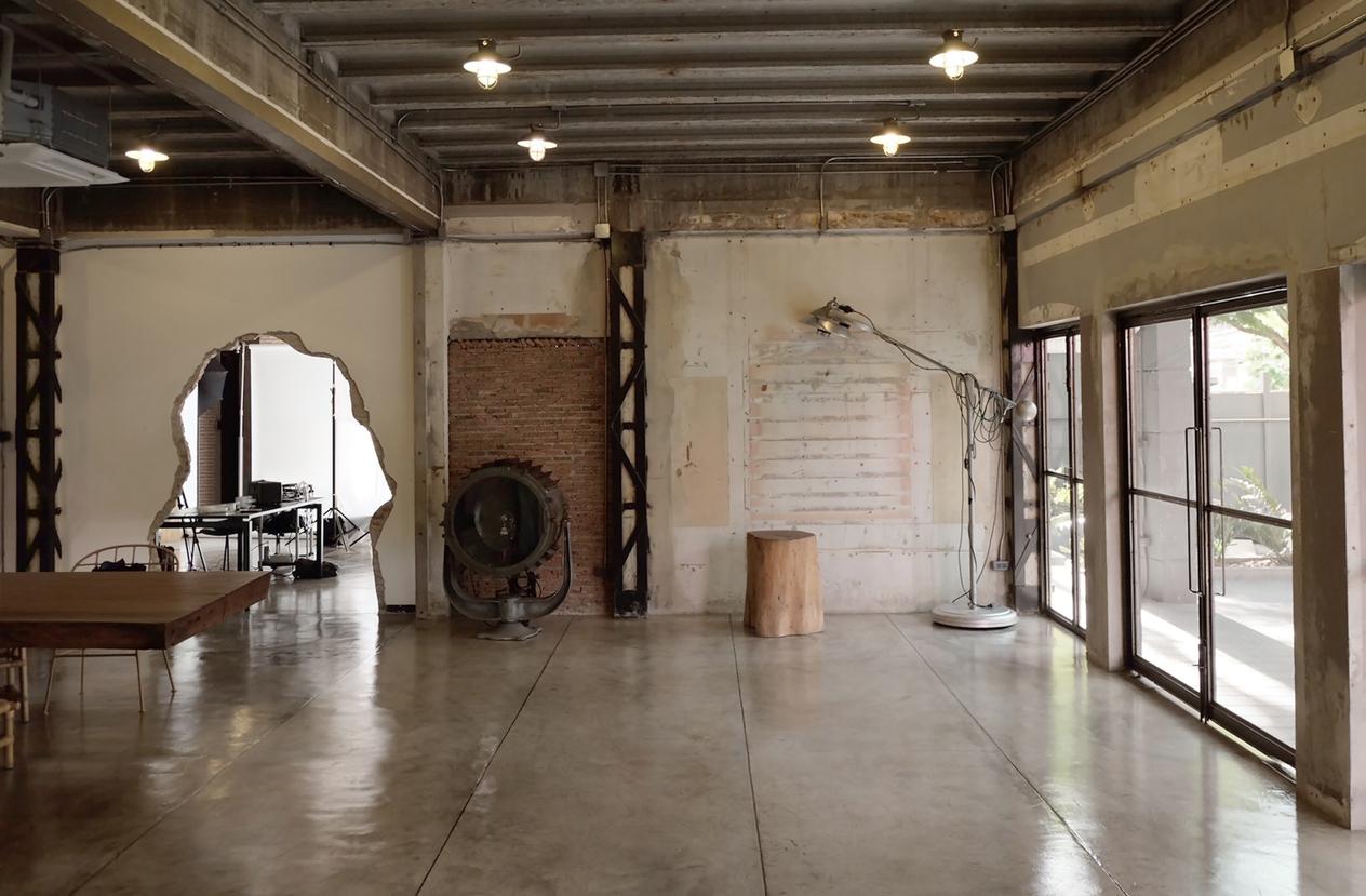 Selbst in kleineren Räumen lässt sich eine Industrial-Einrichtung verwirklichen.