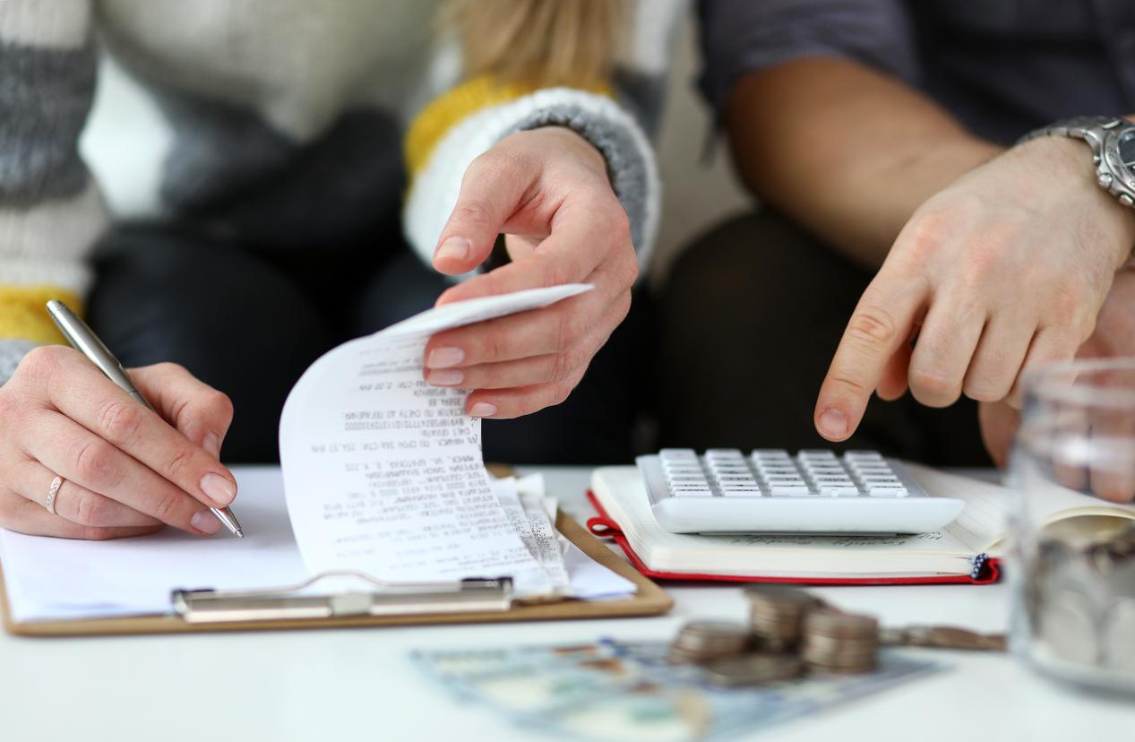 Für die richtige Immobilienfinanzierung muss richtig kalkuliert werden.