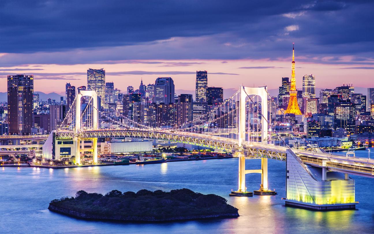 Tokio hat zwar weit fortgeschrittene Technologie, jedoch muss in Zukunft vermehrt auf das Klima geachtet werden