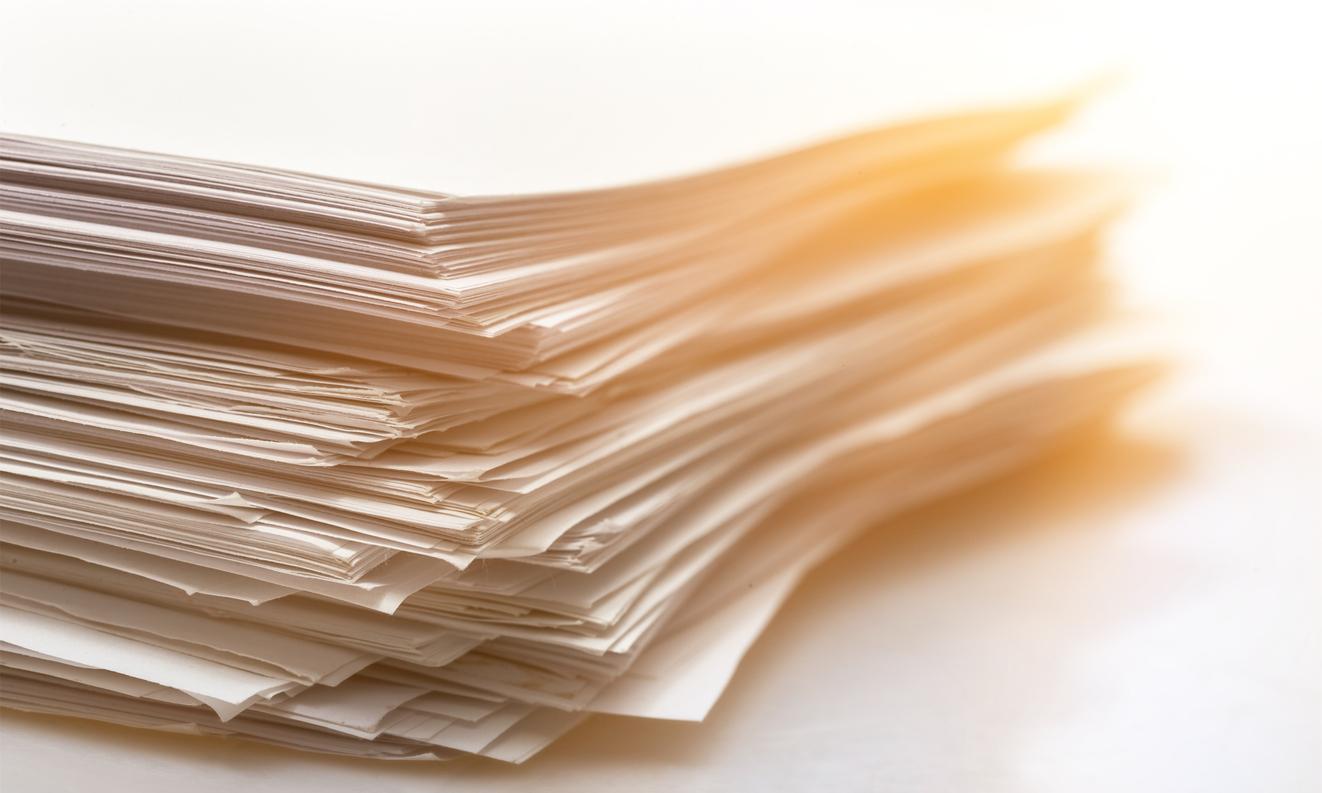 Grundschuld: Unterlagen für die Grundschuldbestellung