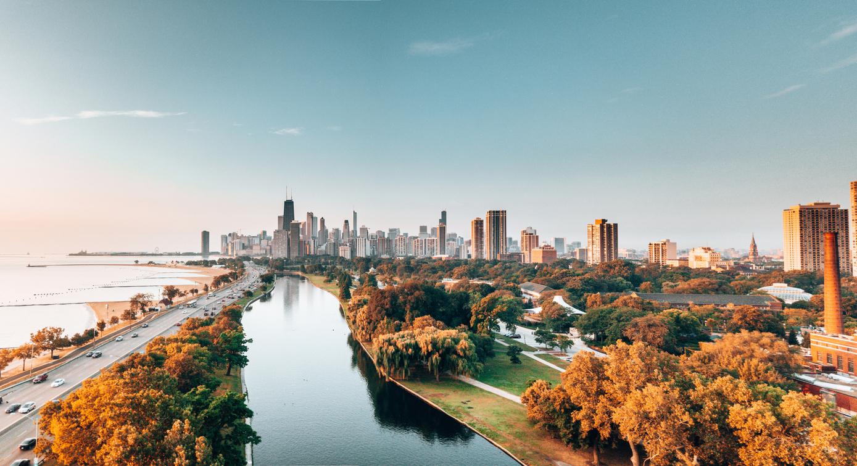 Obwohl Chicago kleiner ist als die anderen Städte auf dieser Liste, sie in der nächsten Dekade an Bedeutung gewinnen.