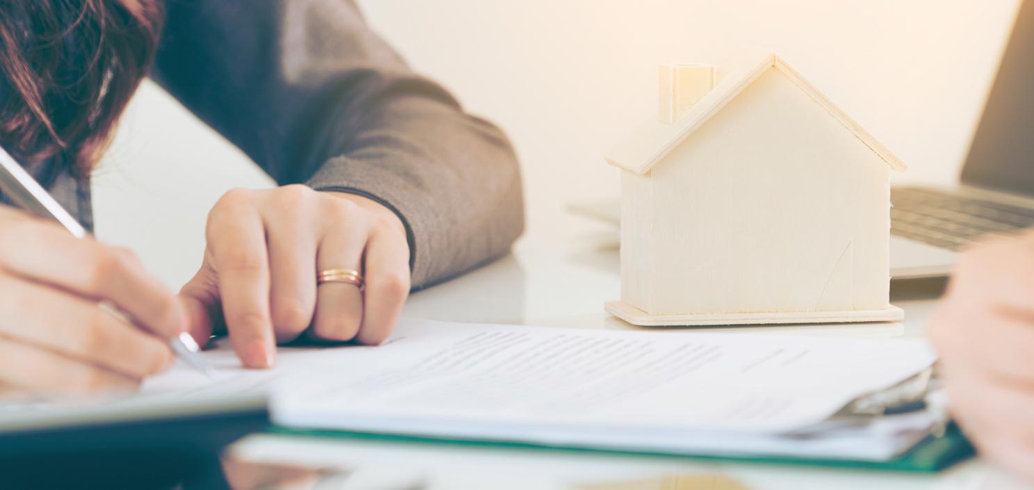 Scheidung: Haus im Trennungsjahr verkaufen