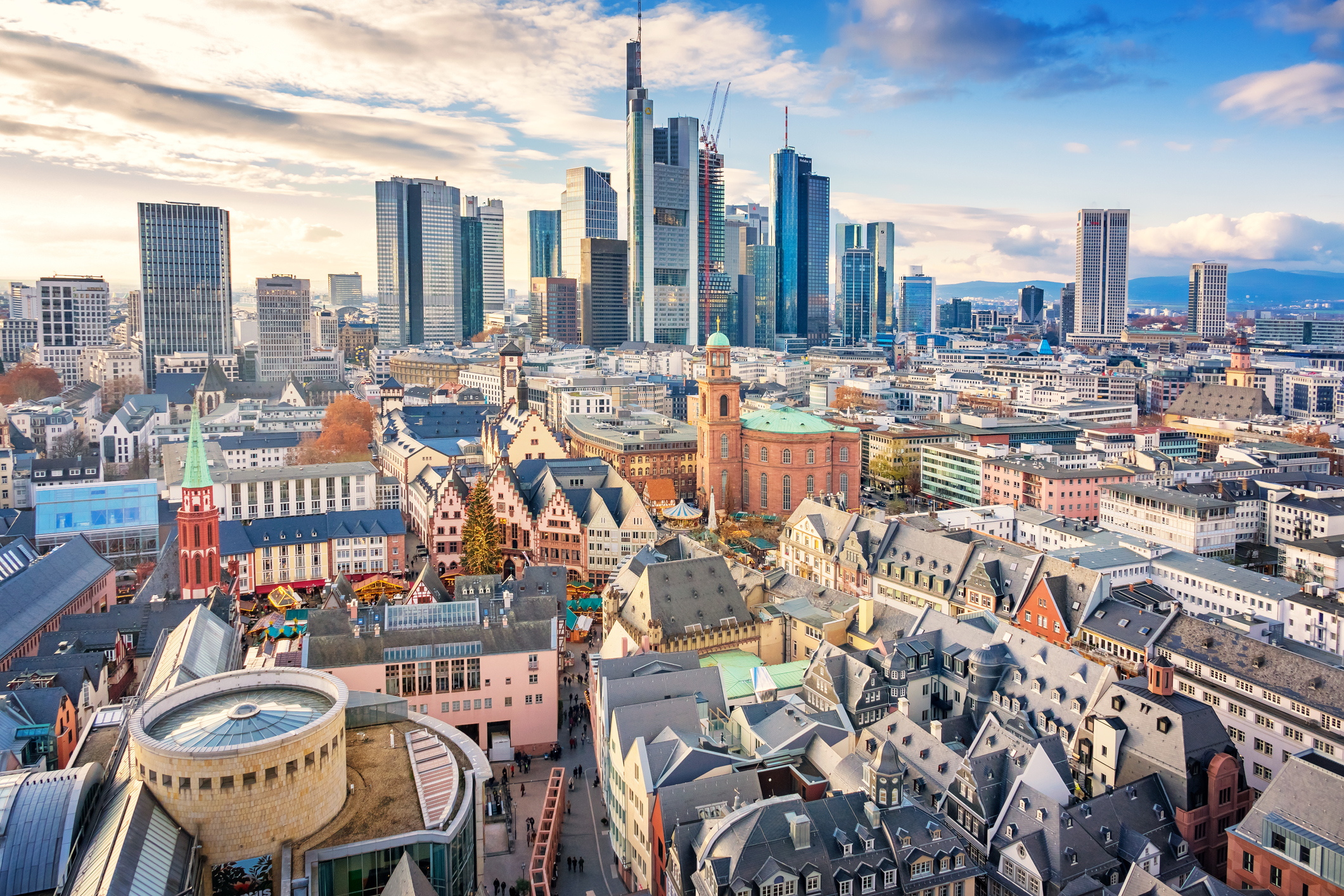 Reurbanisierung in Frankfurt