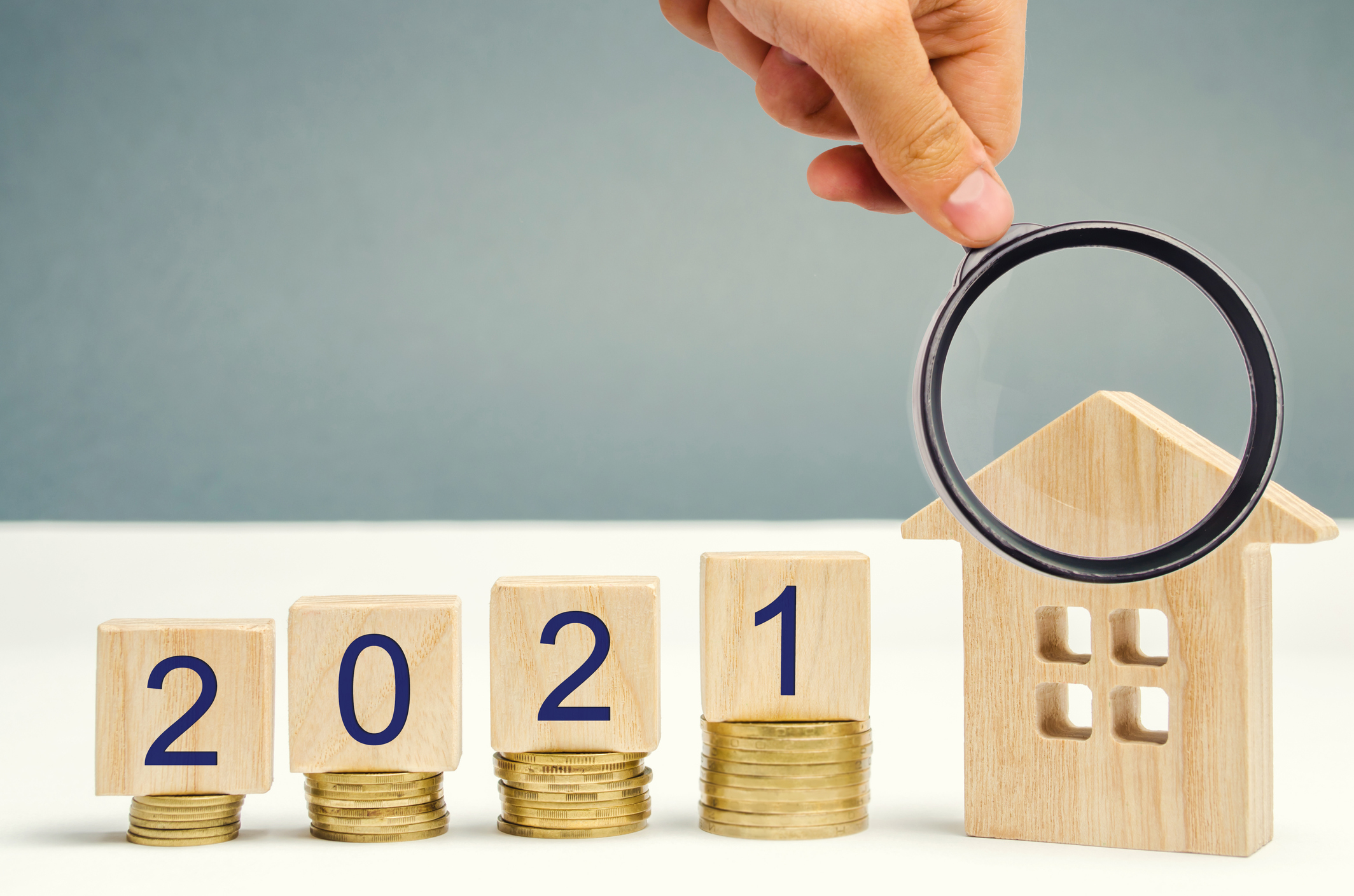 Wie wahrscheinlich ist eine Immobilienblase 2021?
