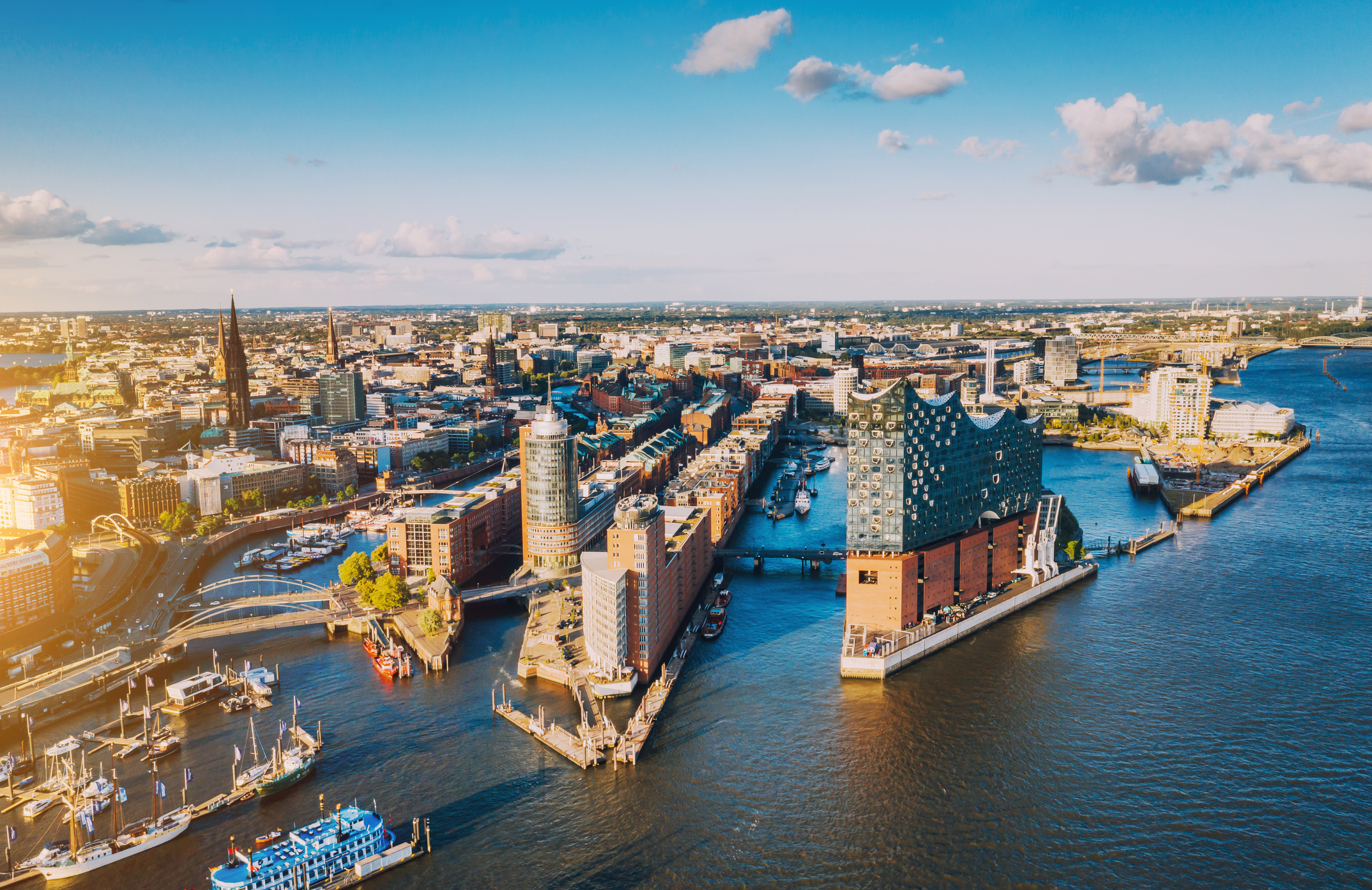Reurbanisierung in Hamburg