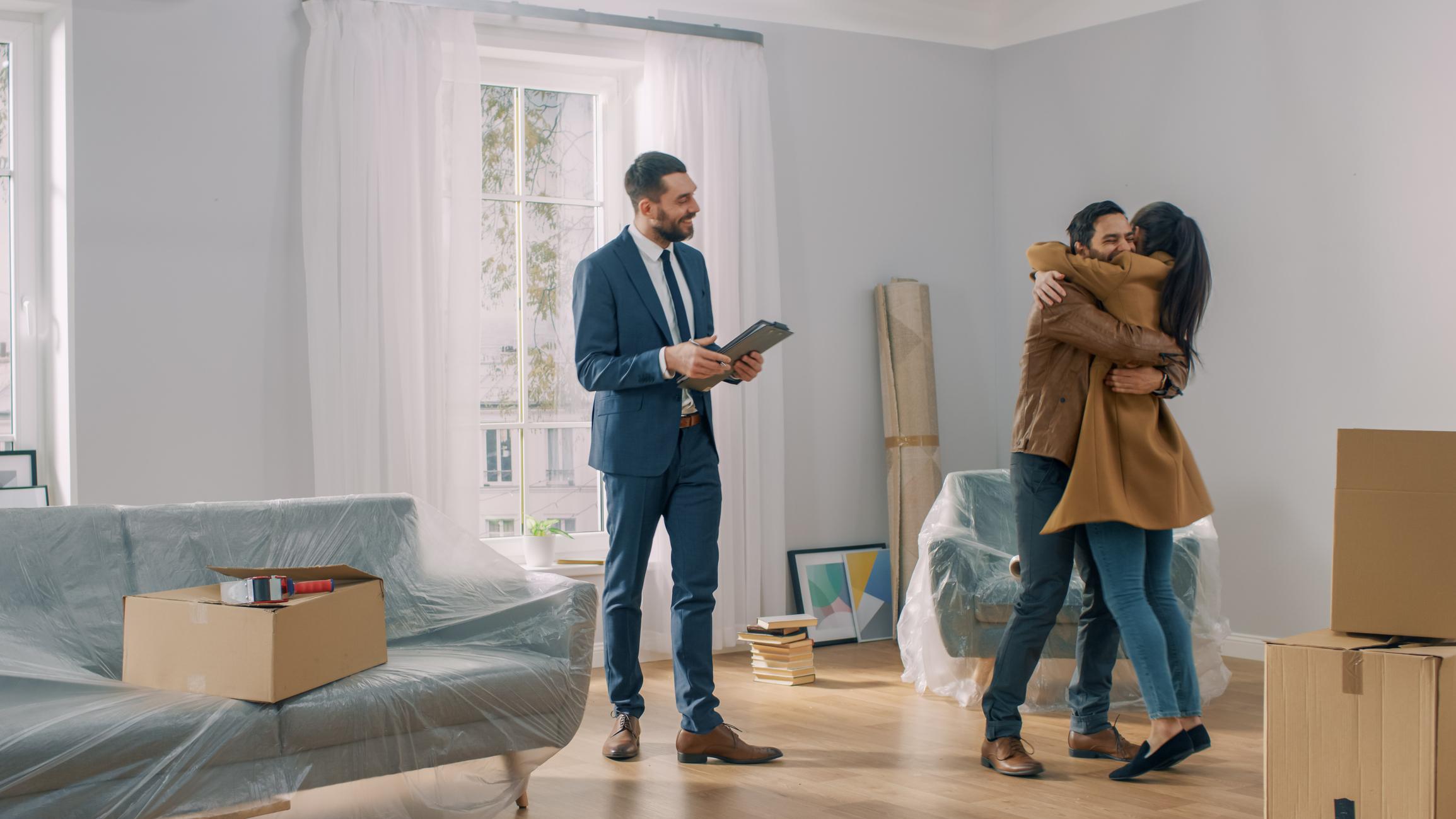 Hausverkauf: Unterstützung durch den Makler