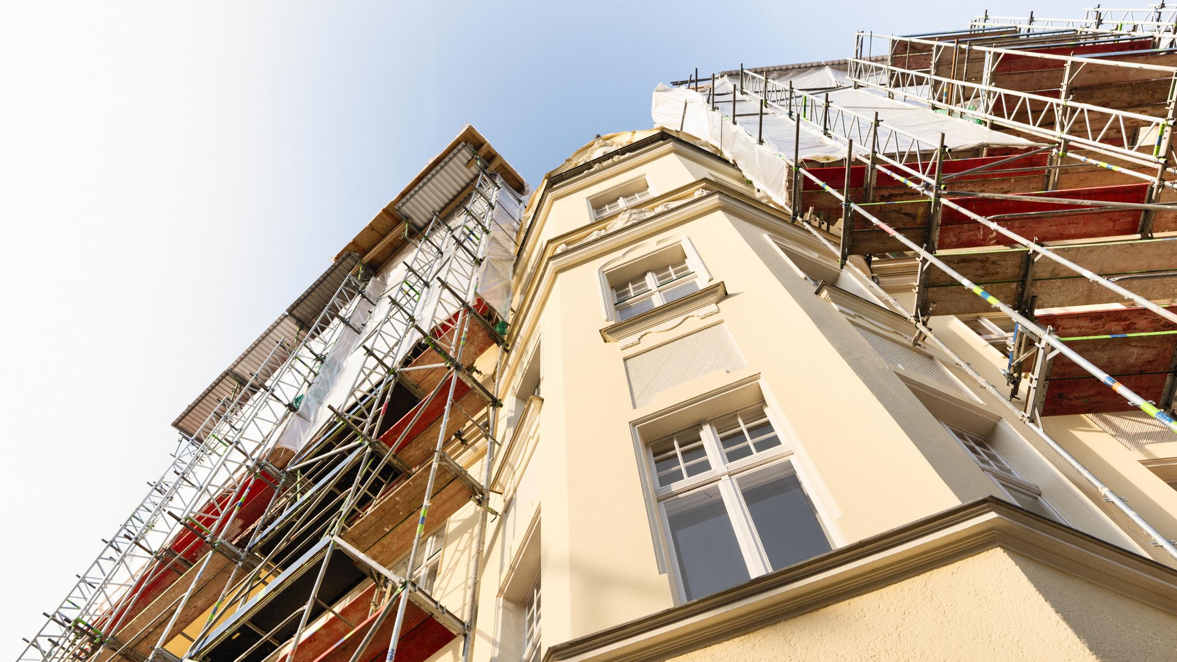 Wertsteigerung Immobilien: Zustand