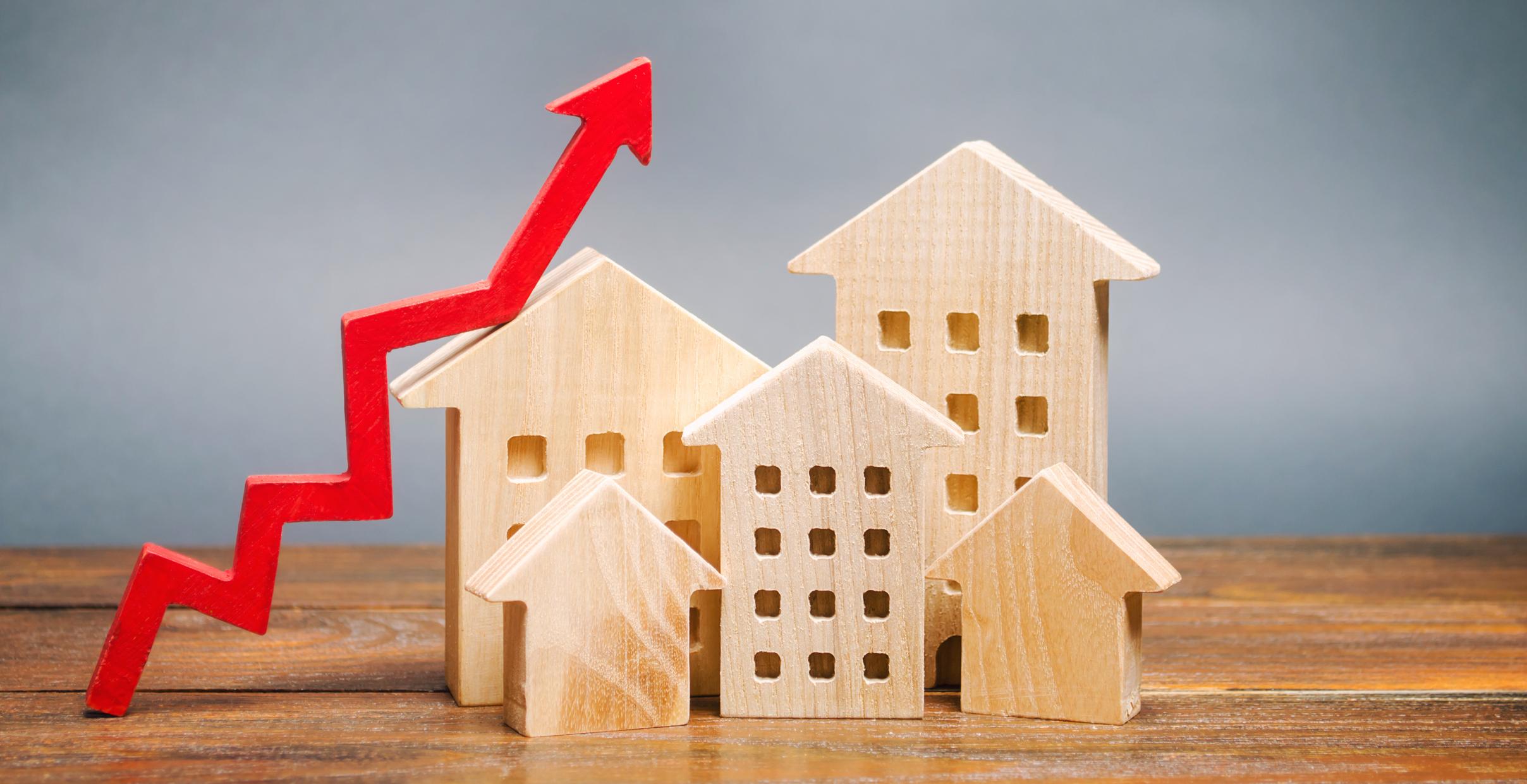 Bieterverfahren für Immobilien: hohe Verkaufssummen