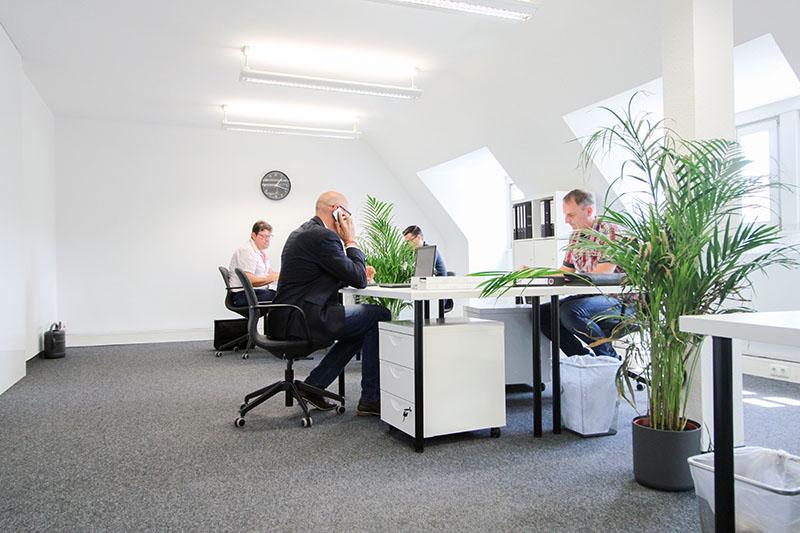 McMakler Immobilienmakler-Team am Standort Nürnberg