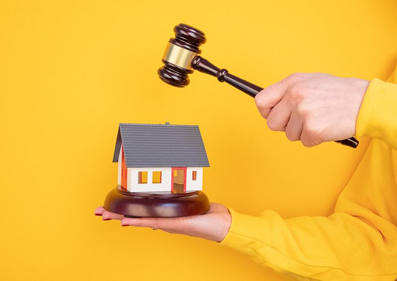 Erbengemeinschaft Haus: Auseinandersetzung durch Teilungsversteigerung