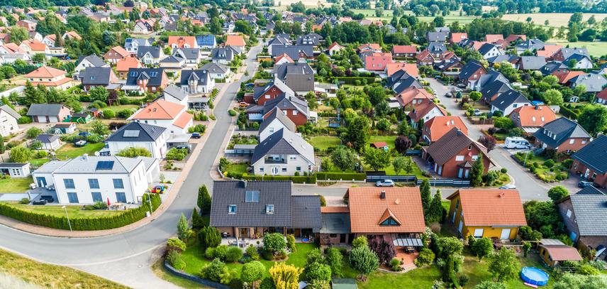 Immobilienpreisspiegel: Kategorien
