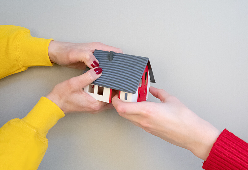 Erbengemeinschaft Haus: Einer will nicht verkaufen