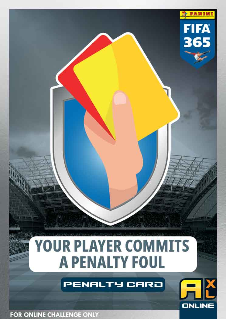 PENALTY CARD