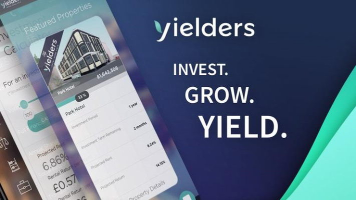 A short review on Yielders property crowdfunding platform