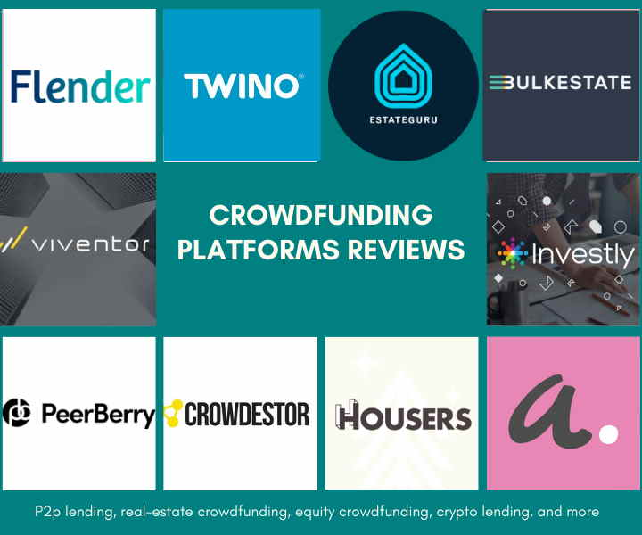 Crowdfunding platform reviews