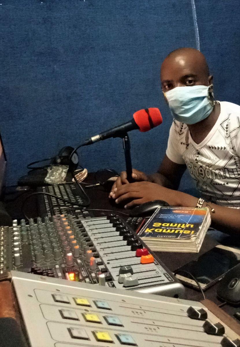 Robert Muteti, Station Manager- Sifa FM Lamu.jpg