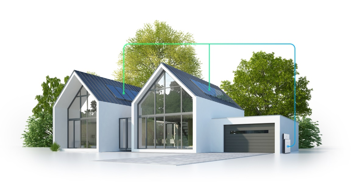 How smart energy storage works with solar and a home battery