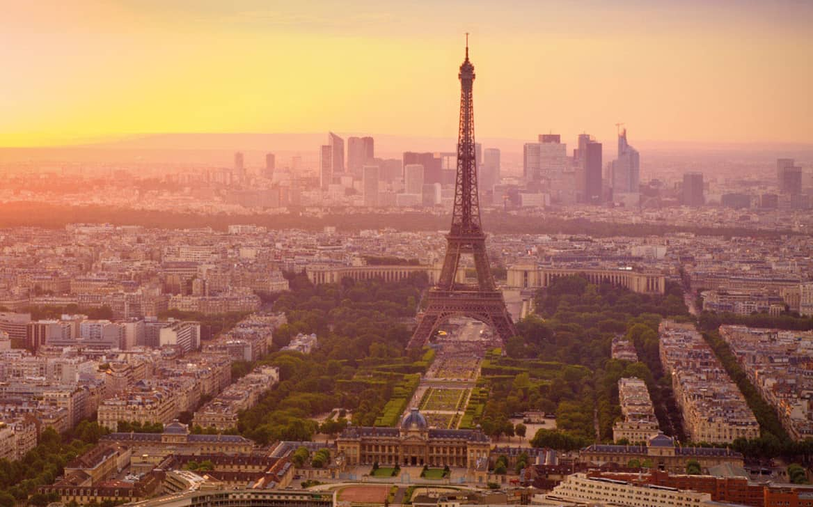 Summer study abroad programs in France