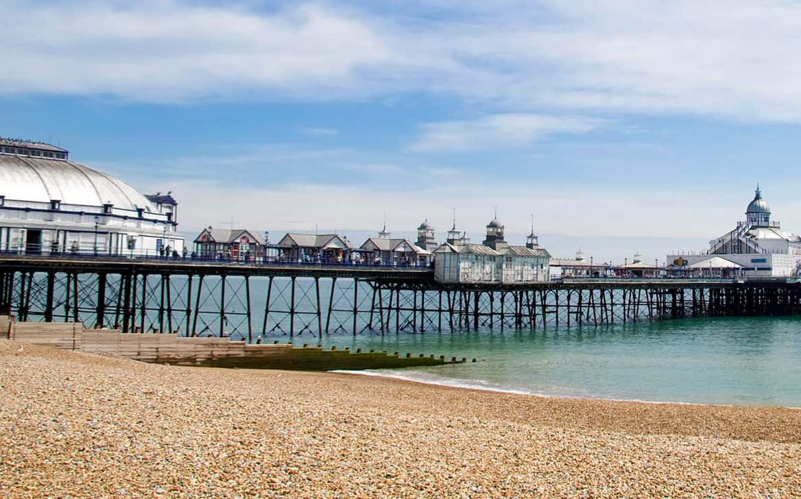 Colonie de vacances à Eastbourne