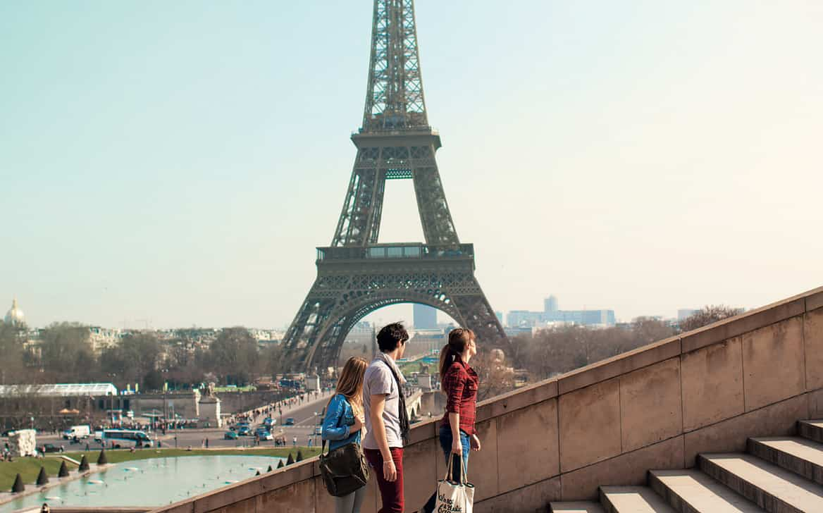 Student exchange programs in Paris