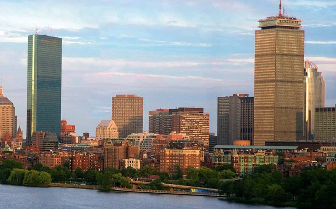 Formation d'anglais à Boston