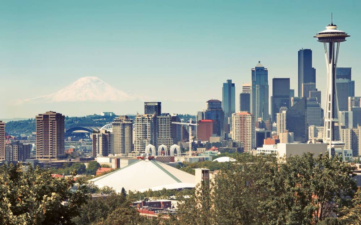 Programmes à Seattle