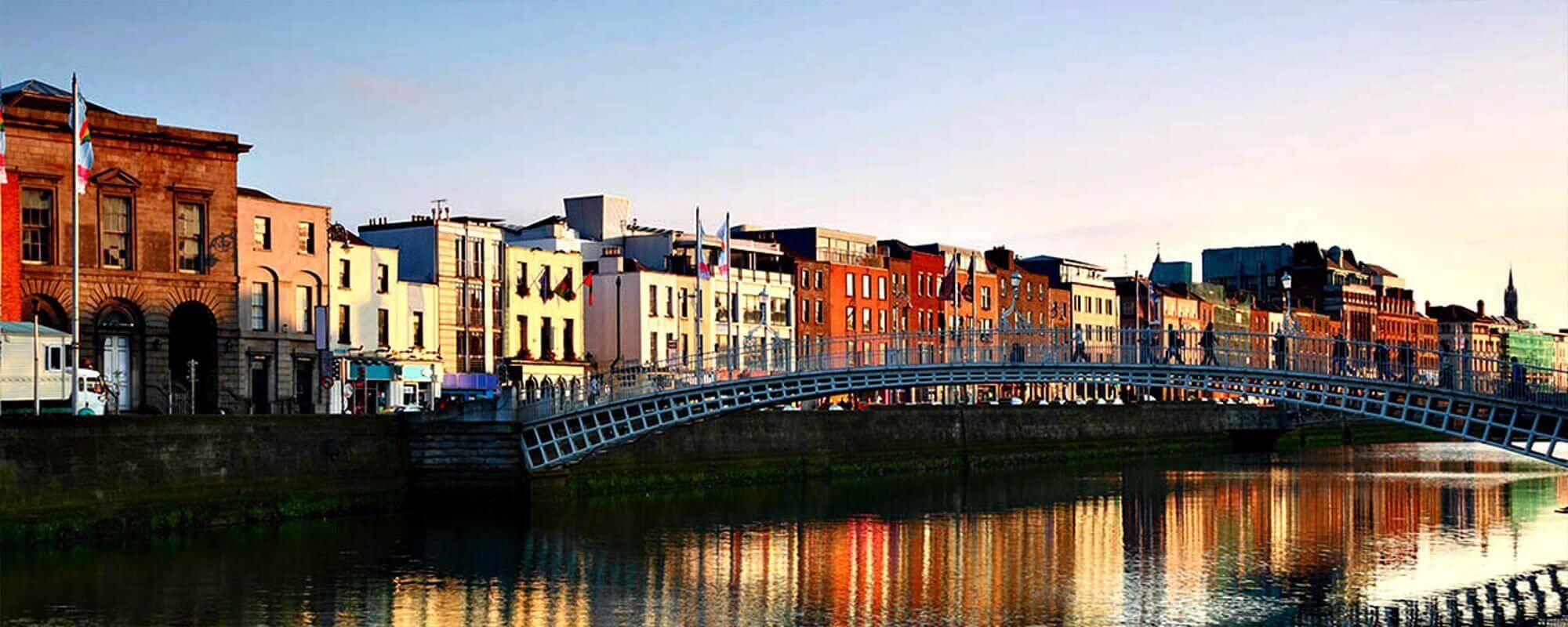 Un anno  a Dublino