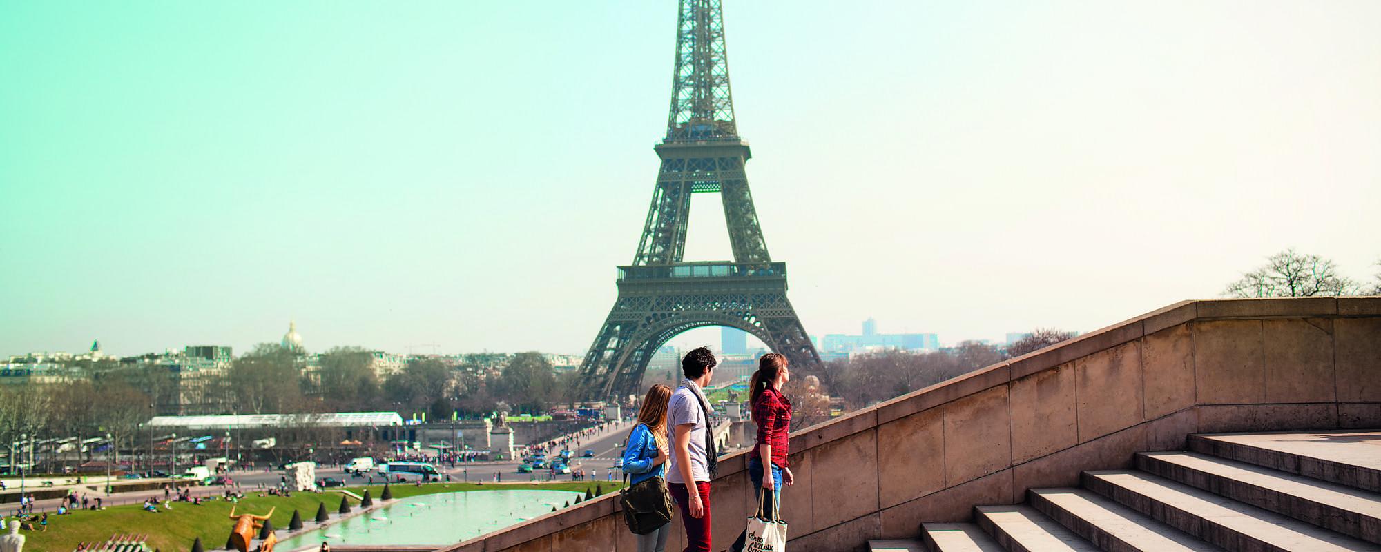 Echange étudiant à Paris