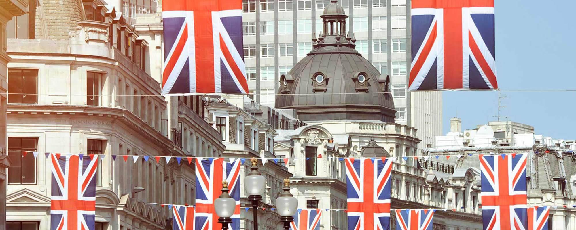 Un anno  in Inghilterra