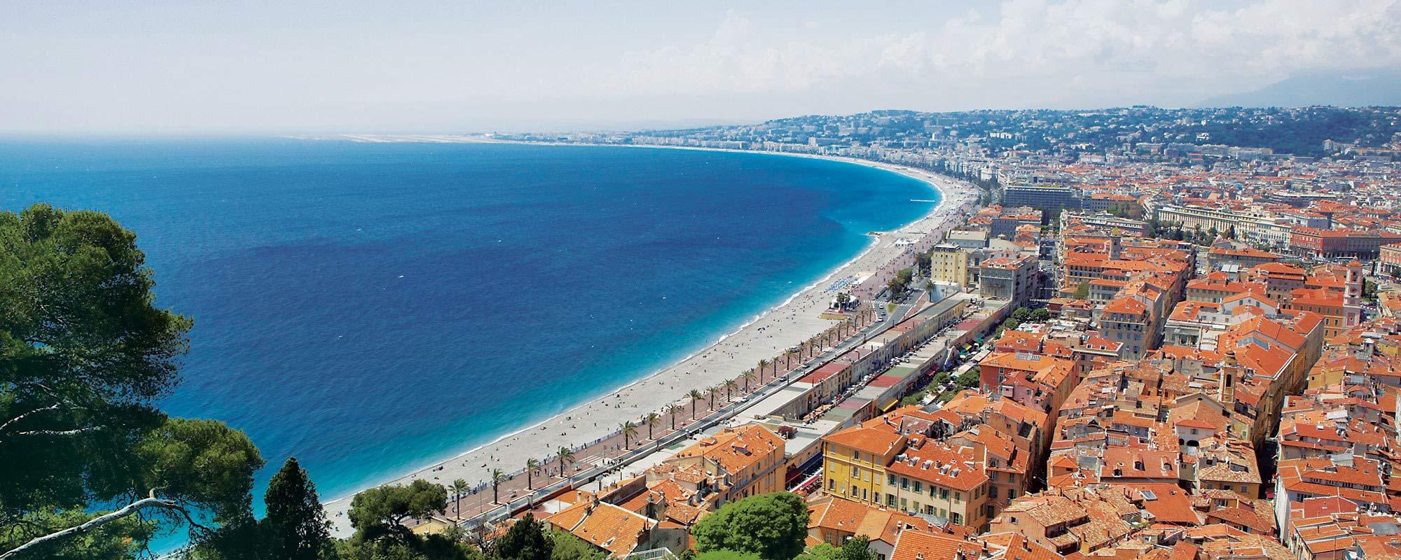Séjours linguistiques à Nice