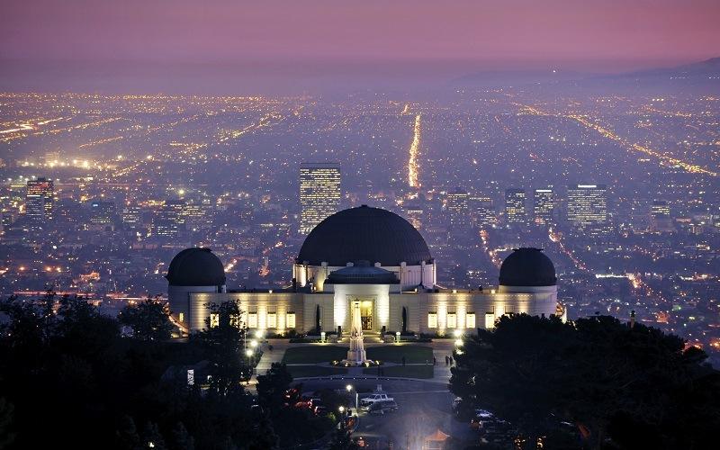 洛杉矶游学