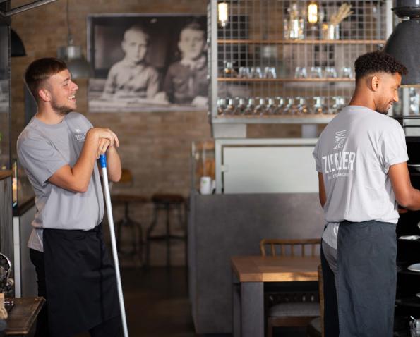 Ziegler Bäckerei Cafe Karriere Verkauf Putzkräfte Spülkräfte