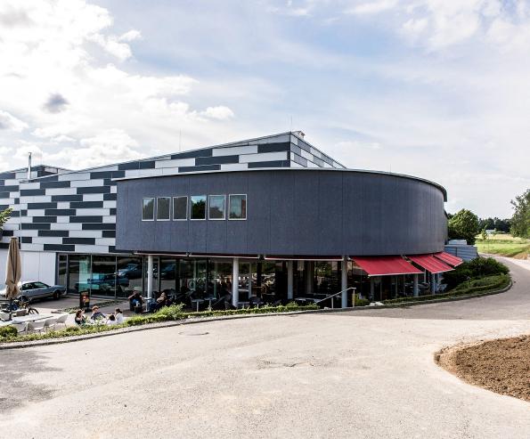 Ziegler Bäckerei Konditorei Backstube und Cafe
