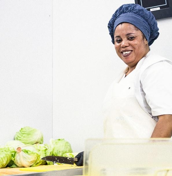 Ziegler Bäckerei Konditorei Küche Kochen Salate