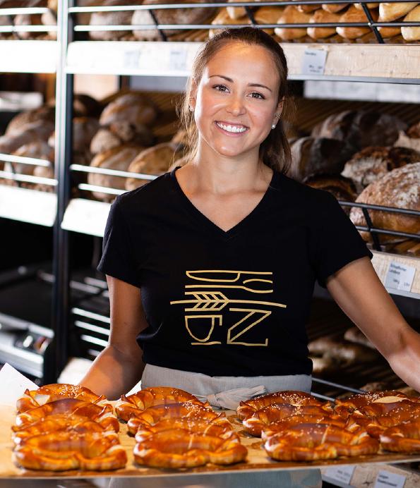 Ziegler Bäckerei Cafe Karriere Verkäuferin
