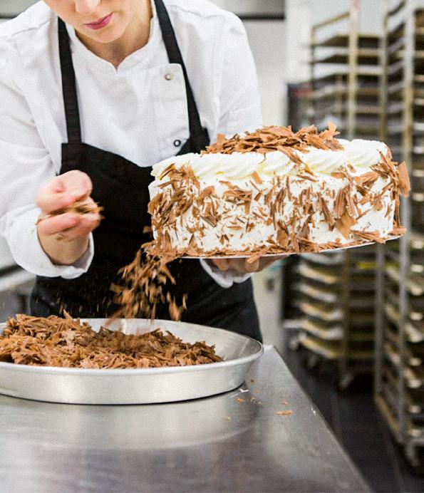 Ziegler Konditorei Kuchen Torten Schwarzwälder Kirschtorte