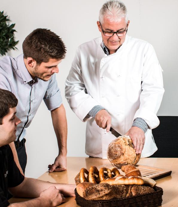 Ziegler Bäckerei Konditorei Familie