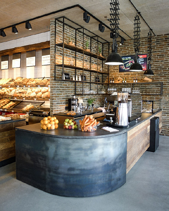 Ziegler Bäckerei Konditorei Cafe