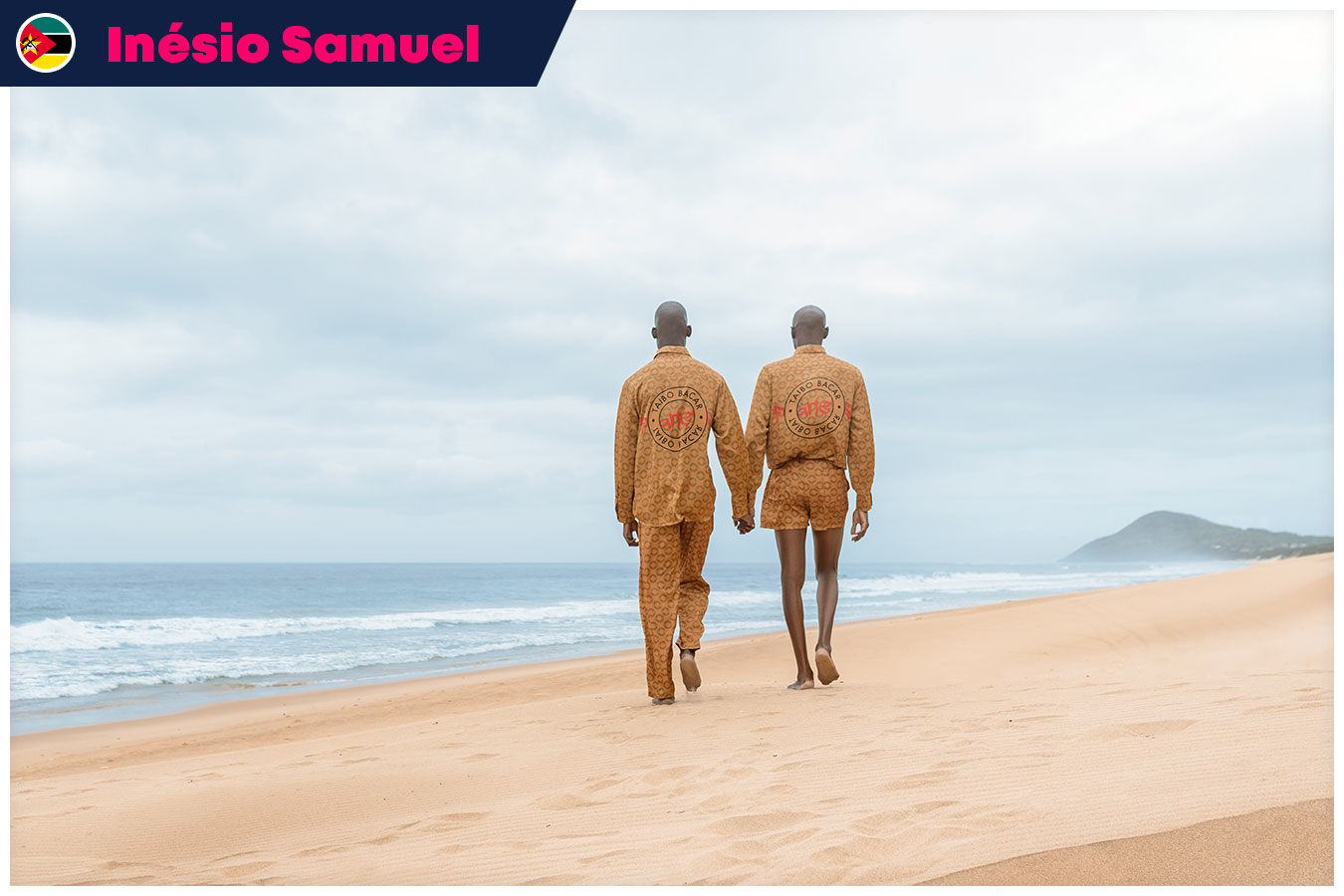Title: Fearless | Category: SUPPORTING | Winner: Inésio Samuel, Mozambique