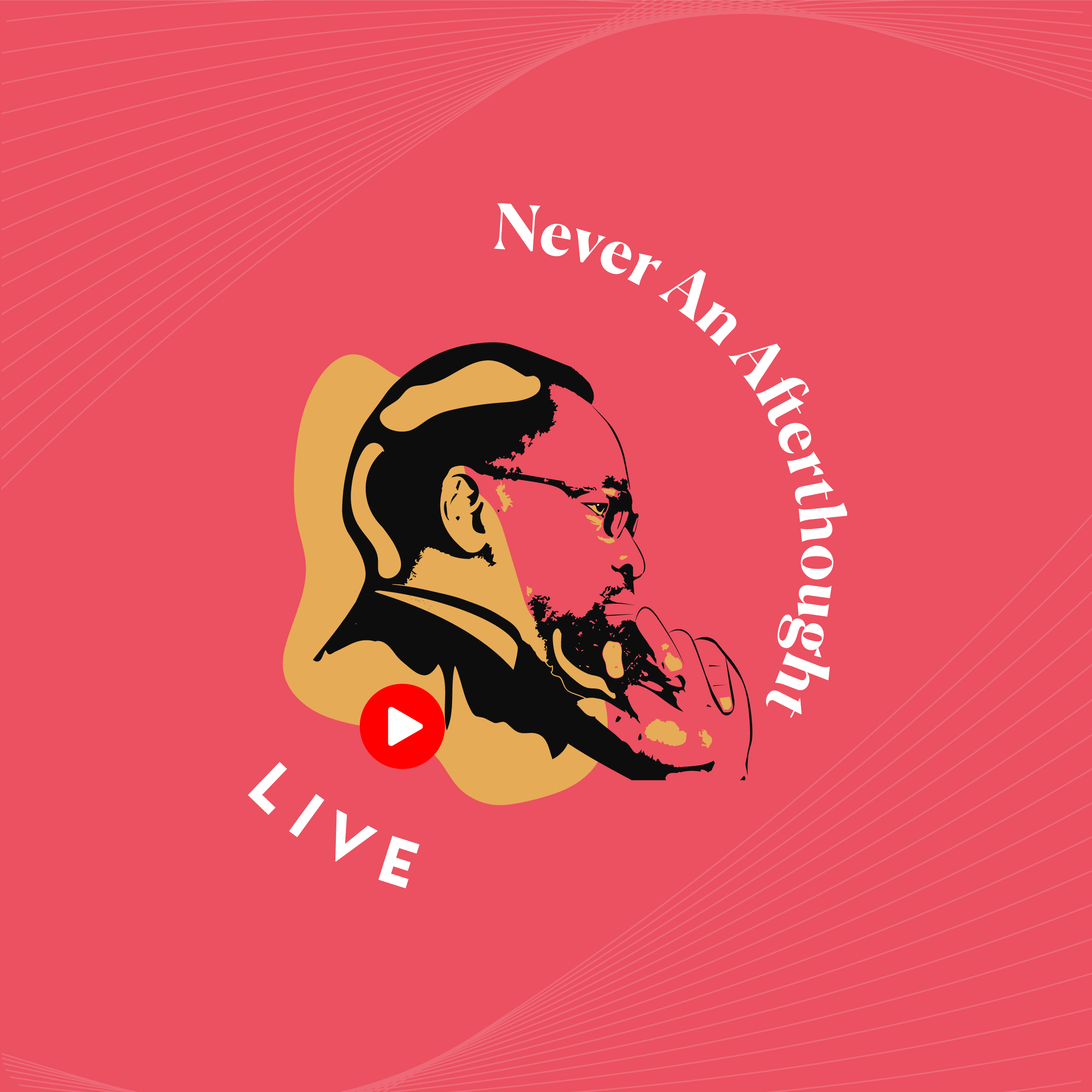 Never an Afterthought by Afolabi Sokpehi Imoukhuede Live Cover Art