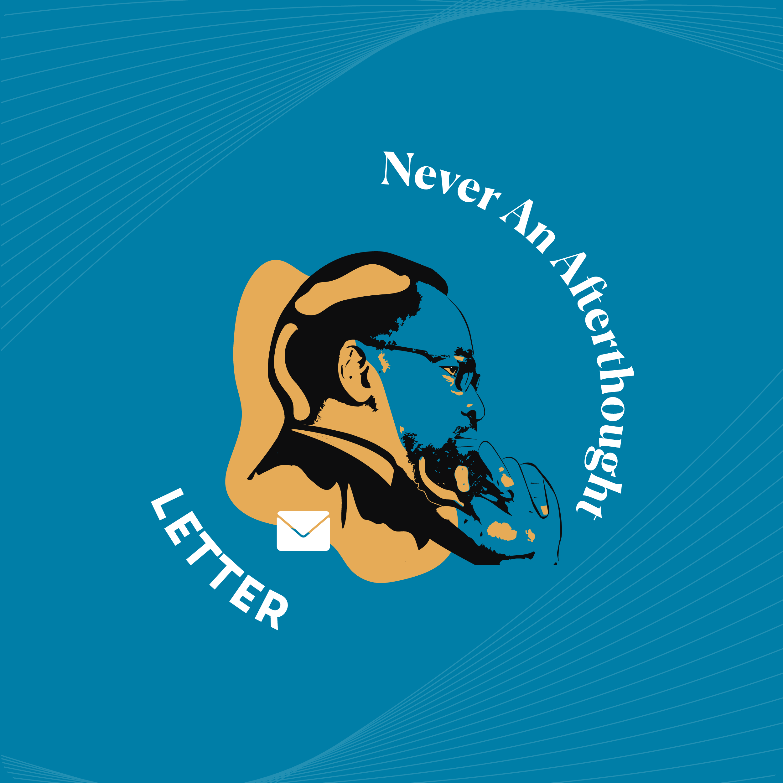 Never An Afterthought Letter cover image