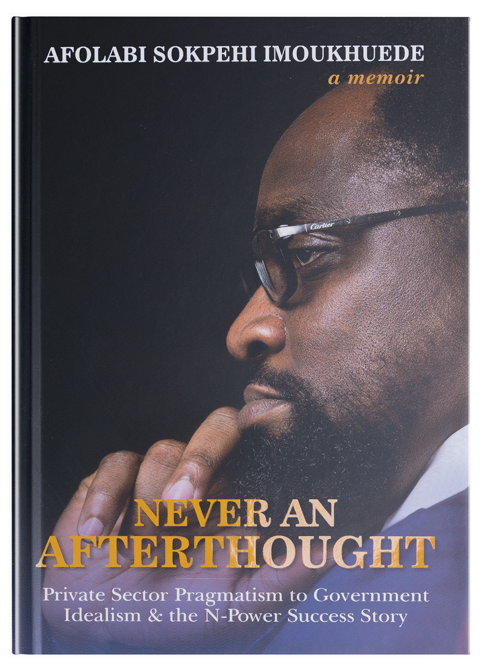 Never an Afterthought by Afolabi Sokpehi Imoukhuede book cover