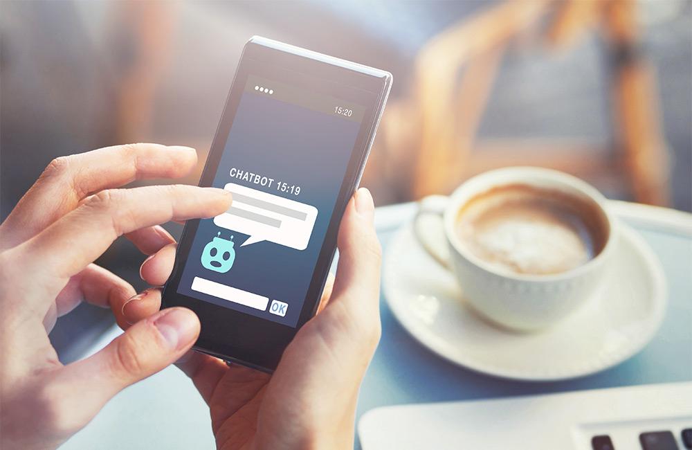 websms - Chatbot am Smartphone nutzen