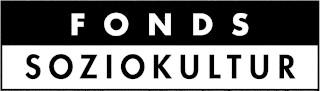 Logo Fonds Soziokultur
