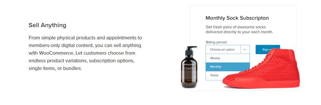 WooCommerce Product Type