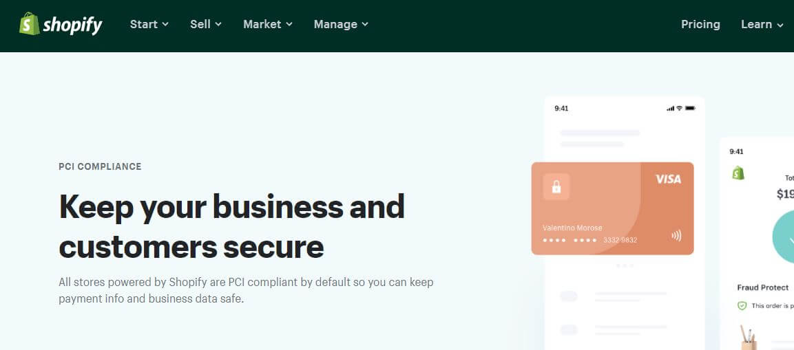 Shopify Security