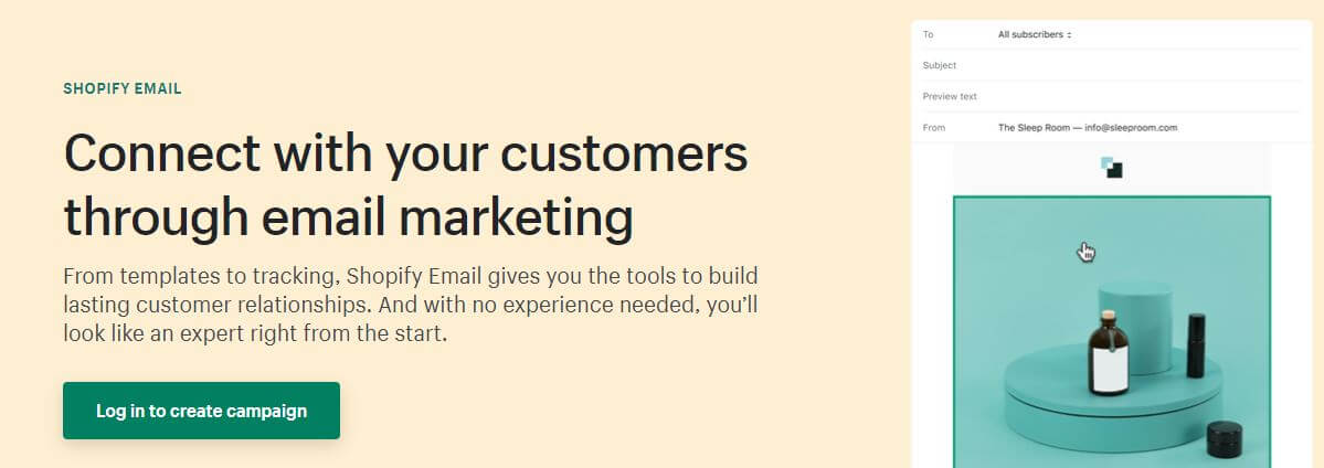 Shopify Email Marketing